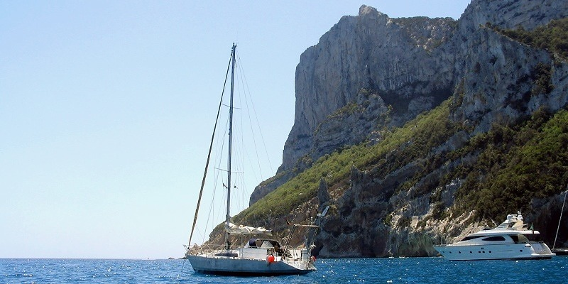 Cala Sisine, Sardinien
