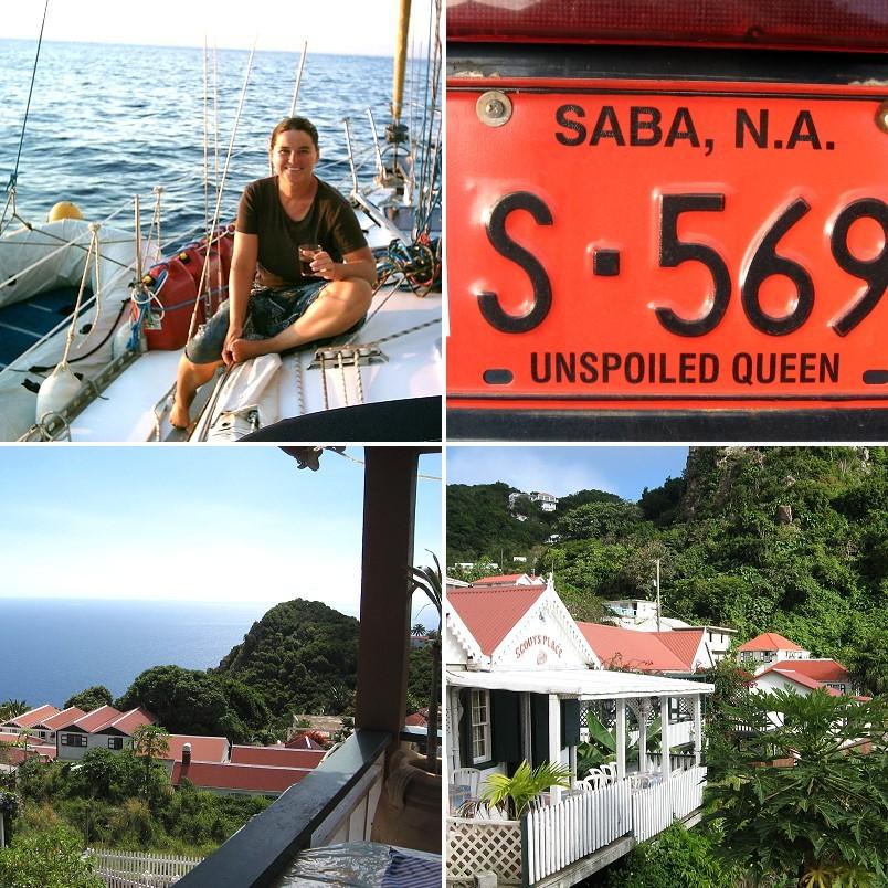 Saba, Karibik