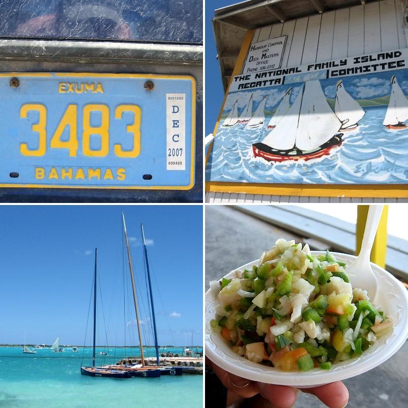 Georgetown, Exuma, Bahamas