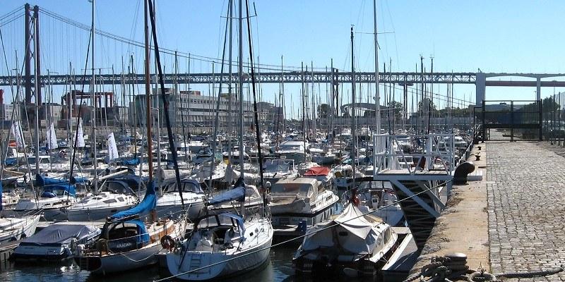 Hafen Doca de Alcantara