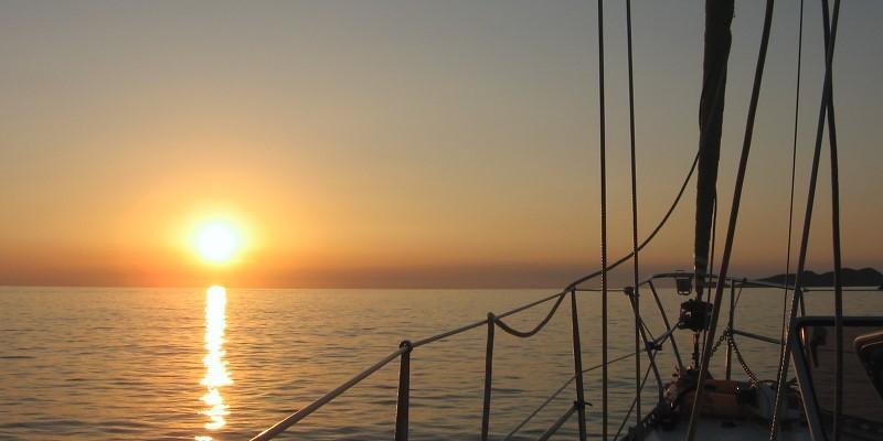 Abendstimmung Ibiza