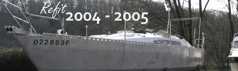 Refit-2004-2005
