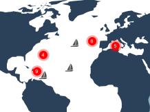 Widget-Seekarte