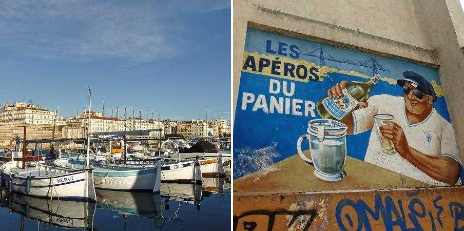 Marseille, Rundgang